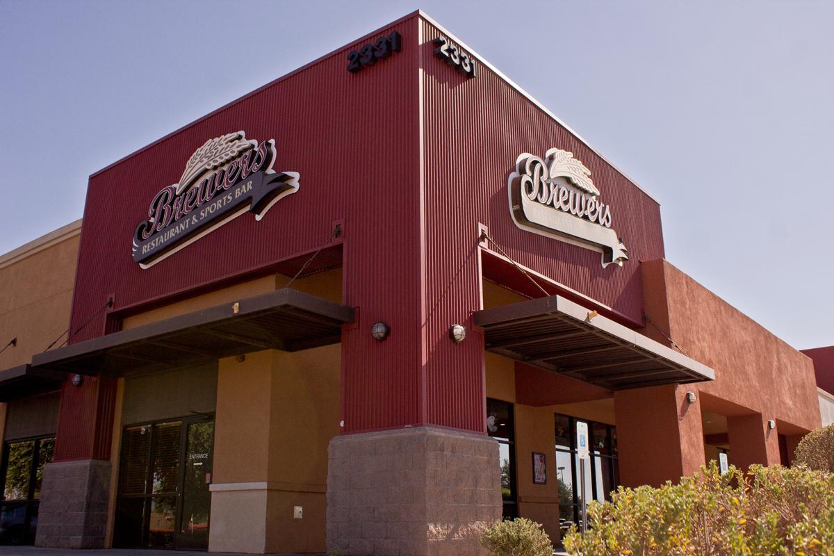 Locations Brewers Restaurant And Sports Bar Yuma Az 85364
